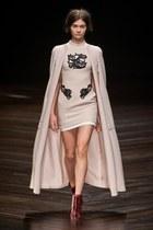 white cape