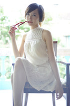 ivory lace dress dress