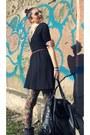 H-m-divided-jacket-new-yorker-boots-stradivarius-dress