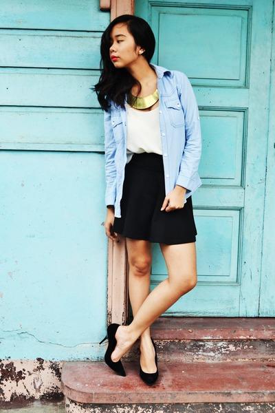 black Meg skirt