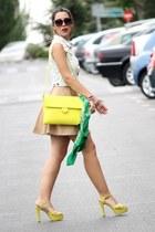 Zara dress - Zara bag