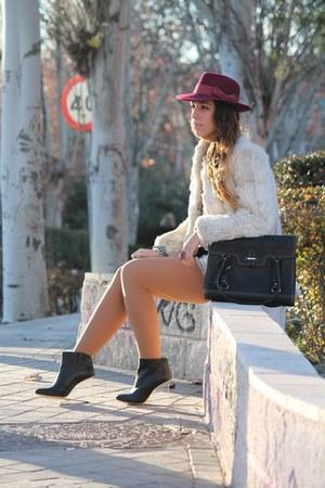 black Maison Martin Margiela for H&M boots