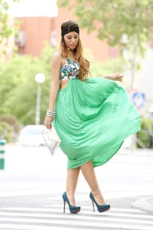 aquamarine Wholesale-dresnet dress - navy Primark top