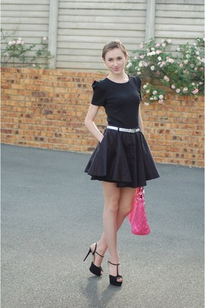 Aldo shoes - Zara dress - Mr Price skirt - Michael Kors watch