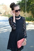 Michael Kors watch - Mr Price shoes - Factorie dress - ray-ban sunglasses