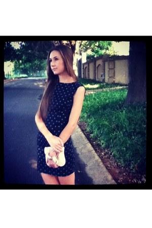 polkadot Zara dress