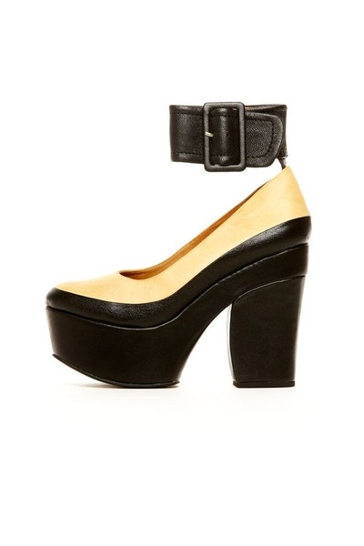 platform pump Jeffrey Campbell pumps