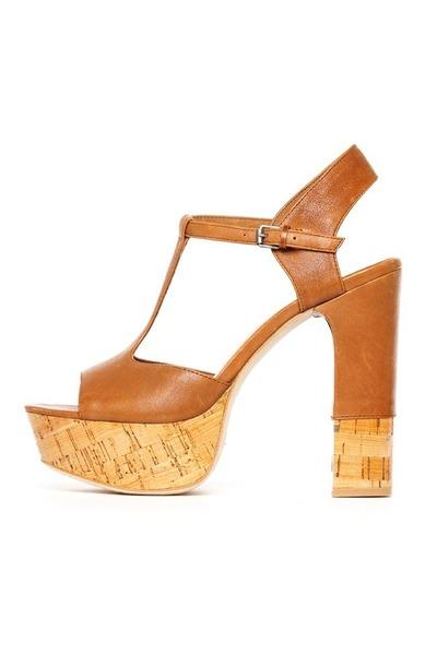 camel Dolce Vita sandals