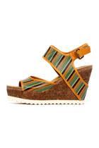 cork wedge 8020 Paz Wedge sandals