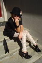 H&M dress - H&M tights