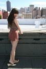 Flea-market-cardigan-flea-market-blouse-thrifted-shorts-loeffler-randall-s