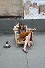 Vintage-blouse-vintage-skirt-vintage-ferragamo-flats-noble-town-vintage-ne