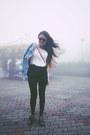 Asos-shoes-asos-jacket-stylenanda-leggings-monki-shirt-topshop-bag