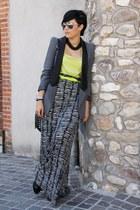 ohmyfrock blazer - Primark top - H&M skirt