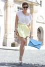 Pimkie-shirt-romwe-bag-primark-skirt-roberta-farc-wedges