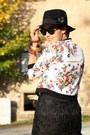 Bomber-jacket-romwe-jacket-deichmann-hat-yest-shirt-clutch-romwe-bag