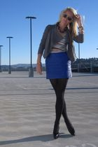 Missoni blouse - Jil Sander shoes - f21 skirt