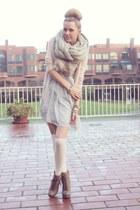 Luxury Rebel boots - Patterson J Kindcaid dress - BR cardigan