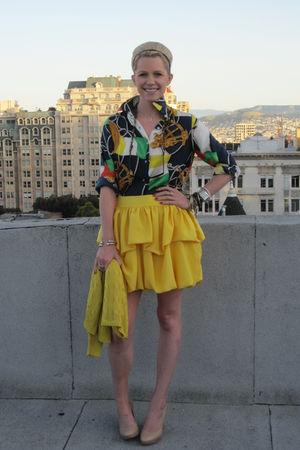 Ralph Lauren boots - Zara skirt - banana republic shoes - Ralph Lauren sweater