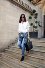 Blue-ripped-jeans-pull-bear-jeans