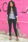 Black-black-zara-heels-navy-navy-zara-blazer-heather-gray-coach-bag