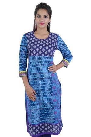 cotton straight Sir N Maam dress