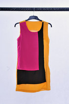 Color-block-dress