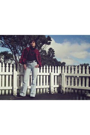 Valley Girl jeans - Paper Scissors jacket