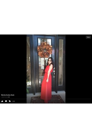 maxi dress H&M dress