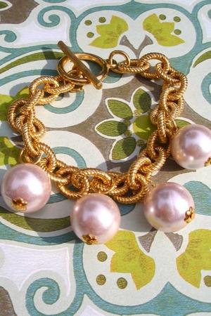 gold Aurum Iterum bracelet