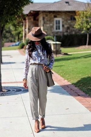 Celine sunglasses - 31 Phillip Lim pants - Christian Louboutin pumps
