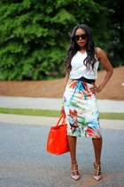 Celine bag - Valentino shoes - Celine sunglasses - sunglasses