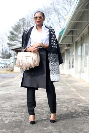 christian dior shoes - PROENZA SCHOULER bag - Freyers sunglasses