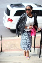 Valentino bag - Windsor Store skirt