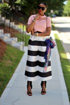 Chanel bag - Celine sunglasses - Ladyee Boutique top