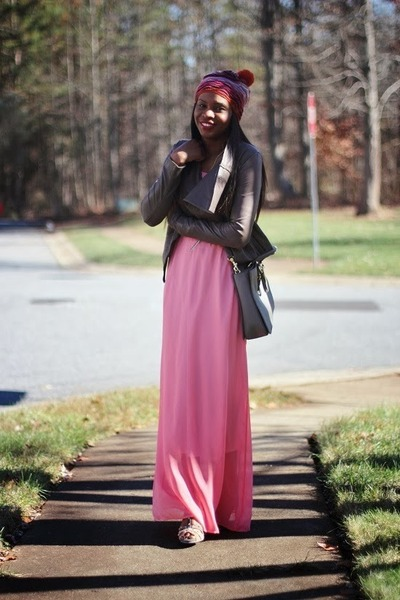 Gucci shoes - Ladyeeboutquie dress - missioni hat - Miu Miu bag