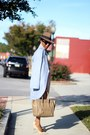 J-crew-sweater-celine-bag-celine-sunglasses-asos-pants