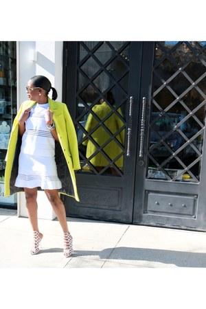 Schutz shoes - Gucci sunglasses