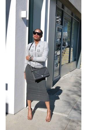 christian dior bag - Celine sunglasses - stuart weitzman sandals