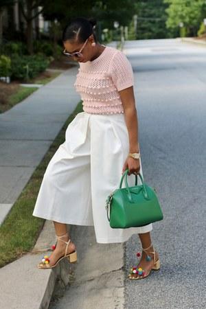 Givenchy bag - Dolce & Gabbana sunglasses
