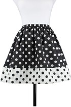 When Polka Meets Dots Skirt