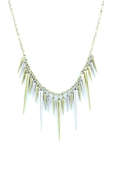 metal awwdore necklace