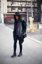 black Lush coat