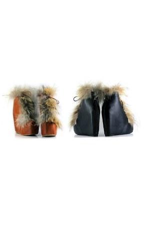 pu Ana Jeffrey boots