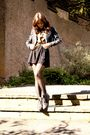Black-zara-skirt-black-jacket-black-vintage-from-ebay-shoes-gold-vintage-s