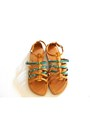 Light Brown Elf Sandals
