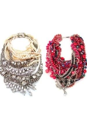 Tom Binns necklace - Tom Binns necklace