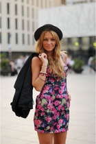 pink Zara dress