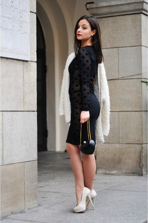 black Rosegal dress