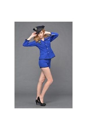blue suit Bcozyuk suit